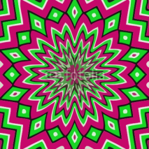 Naklejki Purple green abstract vector