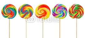Fototapety Lollipops