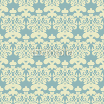 Naklejki Seamless vector pattern web wallpapwer