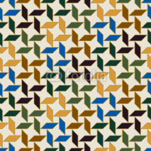 Fototapety seamless islamic geometric pattern