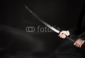 Fototapety Japanese Traditional Sword