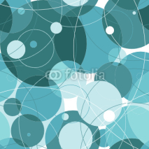 Obrazy i plakaty abstract circles background