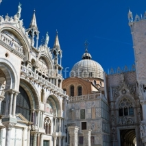 Obrazy i plakaty San Marco Cathedral in Venice