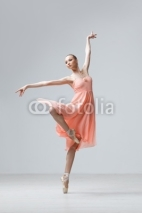 Fototapety ballet dancer