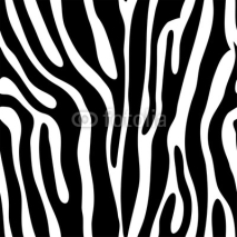 Fototapety Seamless animal print