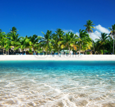 Fototapety tropical beach