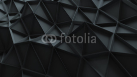 Naklejki abstract 3d background with repeating pattern