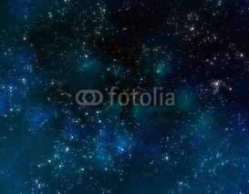 Fototapety deep outer space or starry night sky