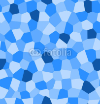 Fototapety vector abstract blue seamless pattern
