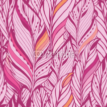 Fototapety Texture with feathers in pink
