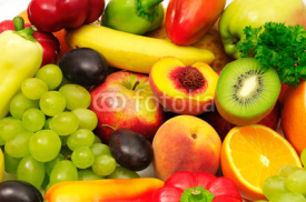 Fototapety fruits and vegetables