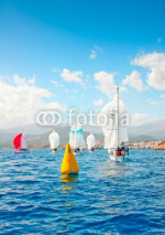 Naklejki J24 Sailing Regatta in Greece