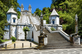 staircase of Bom Jesus,Portugal