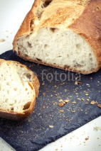 Fototapety White bread