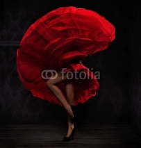 Fototapety Flamenco dancer