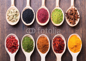 Fototapety spices