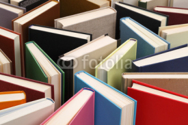 Fototapety Colorful Books
