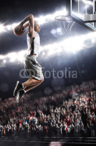 Fototapety basketball player