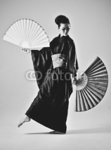 Fototapety Young japanese woman