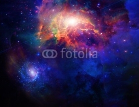Fototapety Space