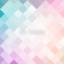 Fototapety Mosaic colorful pattern