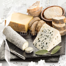 Fototapety Plateau de fromages