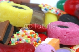 Fototapety sweets close-up