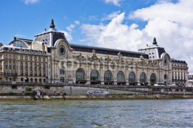 Obrazy i plakaty D'Orsay Museum (former Gare Orsay) is a museum in Paris, France