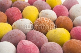 Fototapety easter eggs