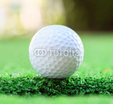 Fototapety golf ball