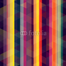 Naklejki seamless retro stripe background