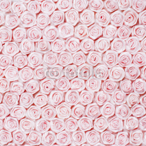 Fototapety Wedding Background from Pink Roses