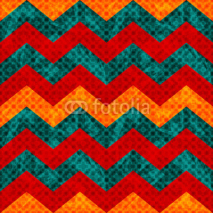 Fototapety beautiful color line abstract geometric seamless pattern vector illustration