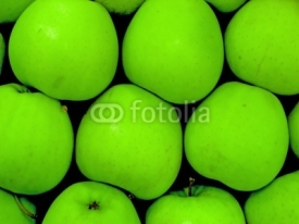 Fototapety green apples