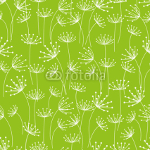 Fototapety Seamless pattern with floral ornate