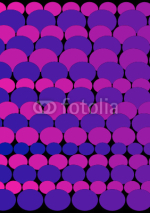 Obrazy i plakaty Colorful circles for background
