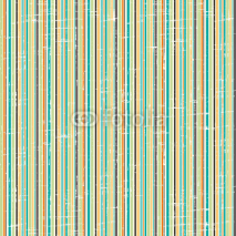 Fototapety Seamless abstract retro pattern. Stylish geometric background.