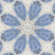 Fototapety Seamless ornament, garlic husks and watercolor