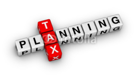 Fototapety tax planning