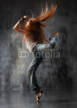 Fototapety the dancer