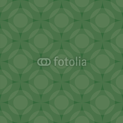 Green color circle background, Vector by EPS10