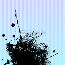 Fototapety Abstract splash illustration.