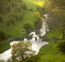 Obrazy i plakaty england derbyshire peak district national park