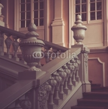 Naklejki Staircase in a palace