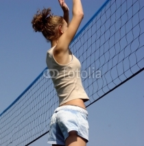 Fototapety beach volleyball