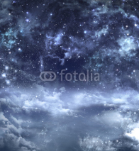 Fototapety beautiful background of the night sky
