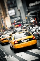 Obrazy i plakaty New York taxis