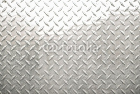 Naklejki Diamond Metal Sheet Background