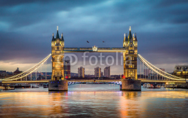 Obrazy i plakaty Tower bridge sunset