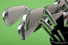 Fototapety golf club closeup